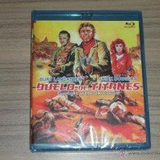 Cine: DUELO DE TITANES BLU-RAY DISC JOHN STURGES BURT LANCASTER KIRK DOUGLAS NUEVO PRECINTADO. Lote 221874563