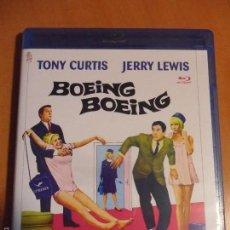 Cine: BOEING BOEING. BLURAY DE LA PELICULA DE JOHN RICH. CON TONY CURTIS, JERRY LEWIS, DANY SAVAL, THELMA. Lote 84685671