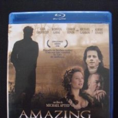 Cine: AMAZING GRACE. MICHAEL APTED, 2006. BLU-RAY DISC.. Lote 55914215