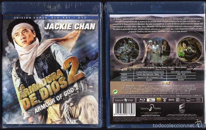 Bd Blu Ray Combo La Armadura De Dios 2 Ja Kaufen Kinofilme