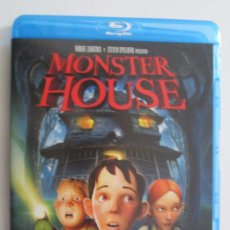 Cine: BLU RAY MONSTER HOUSE. Lote 56196380