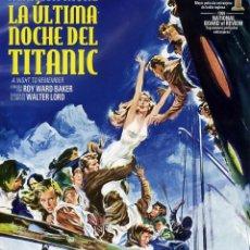Cine: LA ULTIMA NOCHE DEL TITANIC (BLU-RAY DISC BD PRECINTADO) KENNTH MORE. Lote 121524518