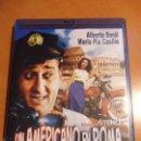 Cine: UN AMERICANO EN ROMA. BLURAY DE LA PELICULA DE ALBERTO SORDI Y MARIA PIA CASILIO. DIRIGIDA POR STENO. Lote 56626577