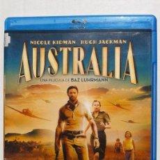 Cine: AUSTRALIA **DE BAZ LUHRMANN CON NICOLE KIDMAN, HUGH JACKMAN *+. Lote 56672334