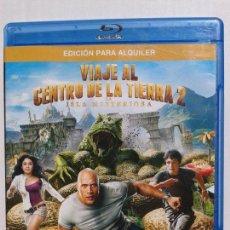 Cine: VIAJE AL CENTRO DE LA TIERRA 2 : LA ISLA MISTERIOSA **DWAYNE JOHNSON, MICHAEL CAINE, JOSH HUTCHERSON. Lote 57346771
