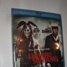 Cine: CINE BLU RAY EL LLANERO SOLITARIO JOHNNIE DEEP. Lote 57674241