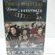 Cine: OBRAS MAESTRAS DIVAS DE HOLLYWOOD - PACK DE 5 DVDS DVD. Lote 57705798