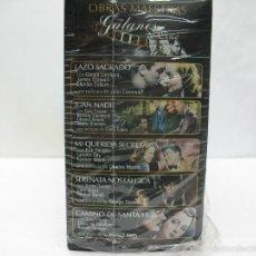 Cine: OBRAS MAESTRAS GALANES DE CINE - PACK DE 5 DVDS DVD. Lote 57705937