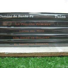 Cine: OBRAS MAESTRAS DEL CINE FAMILIAR - PACK DE 5 DVDS DVD. Lote 57706263