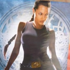 Cine: POSTER DE VIDEO CLUB TOM RAIDER - . Lote 58110708