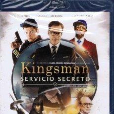 Cine: BLURAY KINGSMAN SERVICIO SECRETO (PRECINTADO). Lote 61397955
