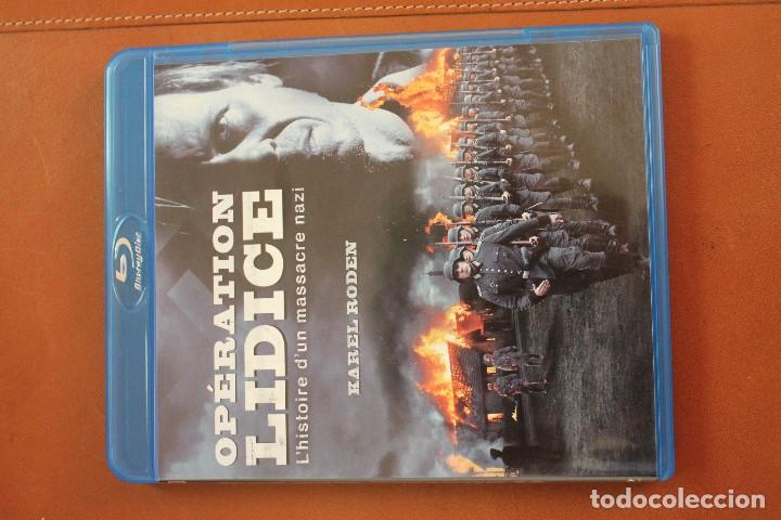 OPERATION LIDICE. EN FRANCES. SOLO VISTA UNA VEZ (Cine - Películas - Blu-Ray Disc)