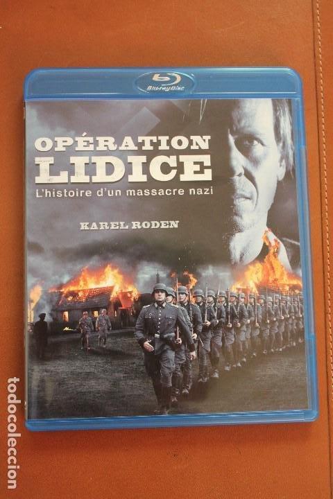 OPERATION LIDICE. EN FRANCES. SOLO VISTA UNA VEZ (Cine - Películas - Blu-Ray Disc)