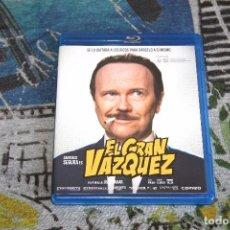 Cine: EL GRAN VÁZQUEZ - SANTIAGO SEGURA - ALEX ÁNGULO - BLUE-RAY DISC. Lote 61958344