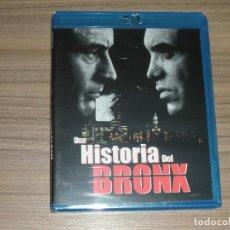Una HISTORIA del BRONX Blu-Ray Disc ROBERT DE NIRO Nuevo PRECINTADO