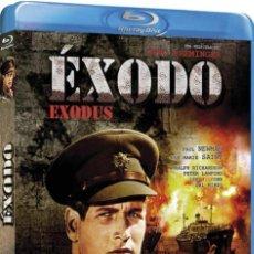 Cine: EXODO PAUL NEWMAN BLU RAY DISC ORIGINAL. Lote 62782164