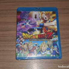 Cine: DRAGON BALL Z BATTLE OF GODS BLU-RAY DISC NUEVO PRECINTADO. Lote 81939650