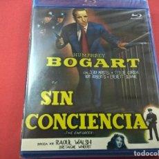 Cine: SIN CONCIENCIA-RAOUL WALSH-BLU- RAY- HUMPHREY BOGART-PRECINTADO-N. Lote 64662363