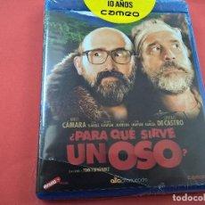 Cine: PARA QUE SIRVE UN OSO-TOM FERNANDEZ- BLU-RAY -N. Lote 64663051