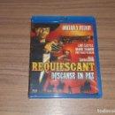 Cine: REQUIESCANT, DESCANSE EN PAZ BLU-RAY DISC NUEVO PRECINTADO. Lote 66166190