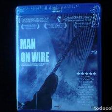 Cine: MAN ON WIRE - NUEVO PRECINTADO. Lote 96070879