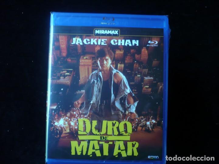 DURO DE MATAR - JACKIE CHAN - BLURAY NUEVO PRECINTADO (Cine - Películas - Blu-Ray Disc)