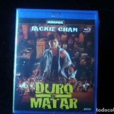 Cine: DURO DE MATAR - JACKIE CHAN - BLURAY NUEVO PRECINTADO. Lote 210453775