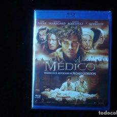 Cine: EL MEDICO NOAH GORDON (BLURAY NUEVO PRECINTADO). Lote 96070787