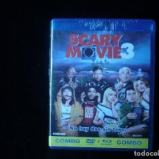 Cine: SCARY MOVIE 3 (COMBO BLURAY + DVD NUEVO PRECINTADO). Lote 179551677