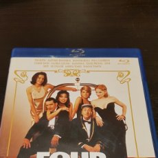 Cine: FOUR ROOMS - COMBO DVD & BLU RAY. Lote 67596539