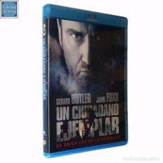 Cine: UN CIUDADANO EJEMPLAR / WARNER BROS / PELÍCULA BLU - RAY DISC 2009. Lote 60257303