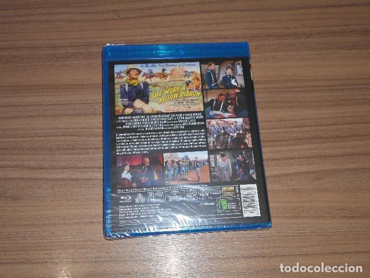 Cine: La LEGION INVENCIBLE Blu-Ray Disc JOHN FORD John Wayne NUEVO PRECINTADO - Foto 2 - 162118237