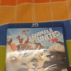 Cine: BLURAY 3D. ANIMAL UNITED.. Lote 165968148