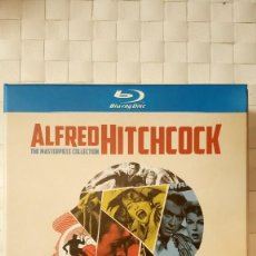 Cine: PACK 14 PELICULAS ALFRED HITCHCOCK (14 BLURAY). Lote 74258203