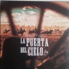 Cine: LA PUERTA DEL CIELO (1980) - MICHAEL CIMINO - EDICIÓN LIMITADA DESCATALOGADA - 1 BLU RAY + 2 DVD. Lote 74347803