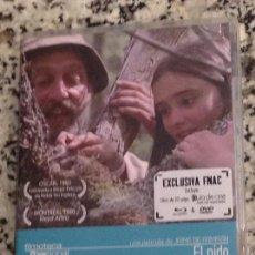 Cine: JAIME DE ARMIÑÁN. EL NIDO. ANA TORRENT. EDICIÓN ESPECIAL FNAC BLURAY / DVD / LIBRETO DE 32 PAGINAS. Lote 84426179