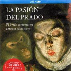 Cine: LA PASIÓN DEL PRADO (BLURAY + DVD + LIBRO). Lote 74842955