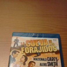 Cine: LA CUEVA DE LOS FORAJIDOS BLU-RAY. Lote 75289955