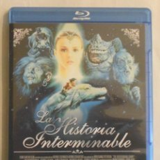 Cine: BLURAY - LA HISTORIA INTERMINABLE.- DESCATALOGADA. Lote 75409867