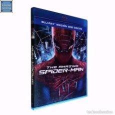 Cine: THE AMAZING SPIDER-MAN / SPIDERMAN / MARVEL COLUMBIA / PELÍCULA BLU - RAY DISC 2012. Lote 76456251