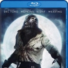 Cine - Bluray El hombre lobo - Anthony Hopkins / Benicio del Toro - 77446533
