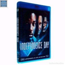 Cine: INDEPENDENCE DAY / TWENTY CENTURY FOX 1996 / PELÍCULA BLU - RAY DISC 2008. Lote 78230713