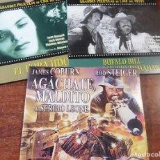 Cine: LOTE DE TRES PELICULAS DVD . Lote 78296173
