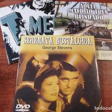 Cine: LOTE DE TRES PELICULAS DVD . Lote 78296241