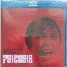 Cine: PSICOSIS (PSYCHO) (1960) - ALFRED HITCHCOCK - BLU RAY (UNIVERSAL) - PRECINTADO. Lote 79498737