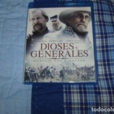Cine: DIOSES Y GENERALES , BLU-RAY. Lote 80807283