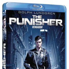Cine: THE PUNISHER (VENGADOR) (BLU-RAY). Lote 96109890