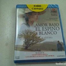Cine: AMOR BAJO EL ESPINO BLANCO-ZHANG YIMOU-BLU RAY-PRECINTADO-N. Lote 85515404