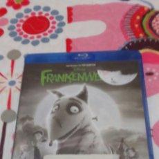 Kino - Bluray. Frankenweenie. Tim Burton. - 85696914