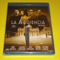 Cine: LA AUDIENCIA - MARCO FERRARI - ITALIANO / ESPAÑOL - BLURAY DISC - PRECINTADA. Lote 86450432
